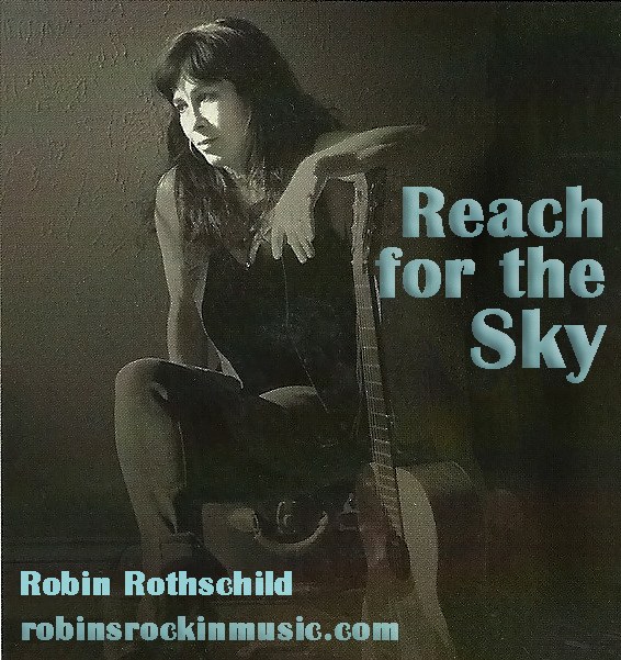 Upcoming folk album by Robin Rothschild, to be released mid 2014