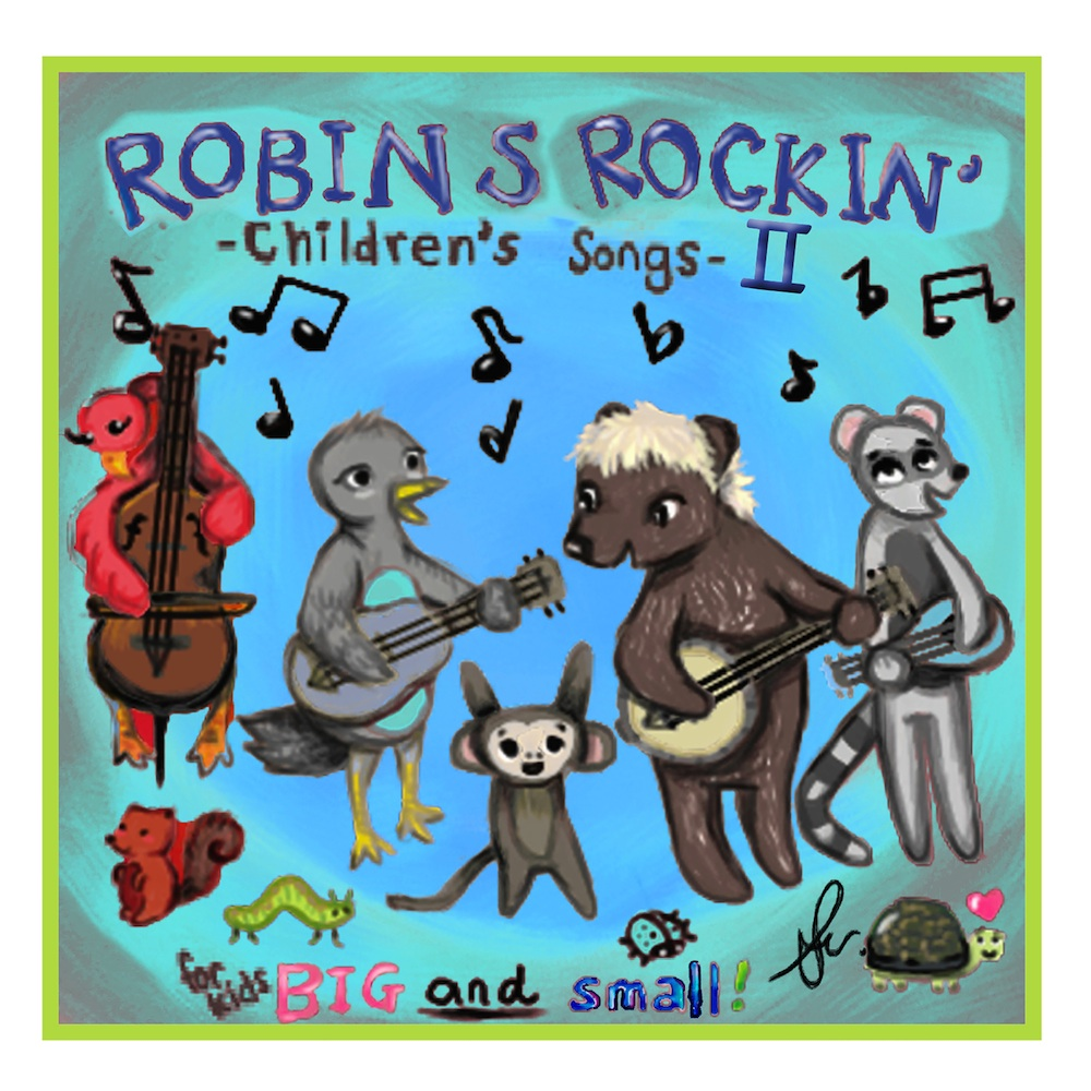 Rockin Robins 2 Cover small